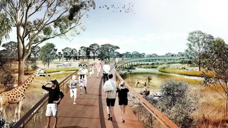 Western Sydney Is Getting A Zoo!